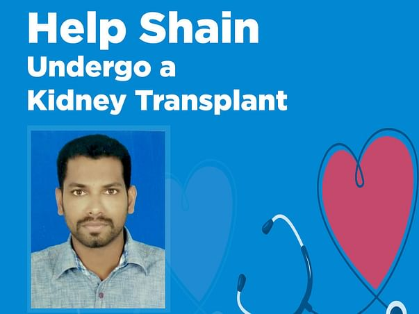 Help Shain To Recover And Get Back To His Family