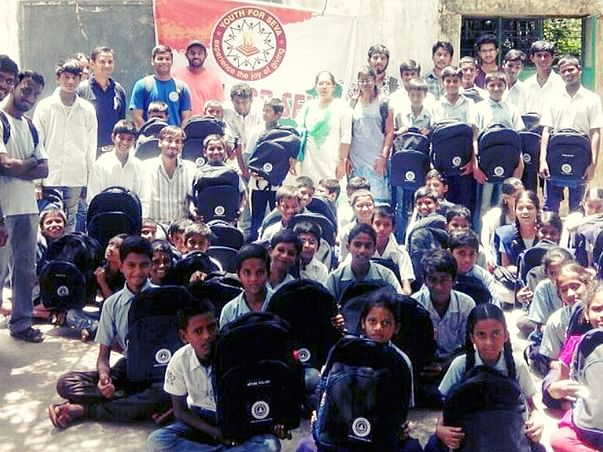Gift A School Kit To Underprivileged Kids