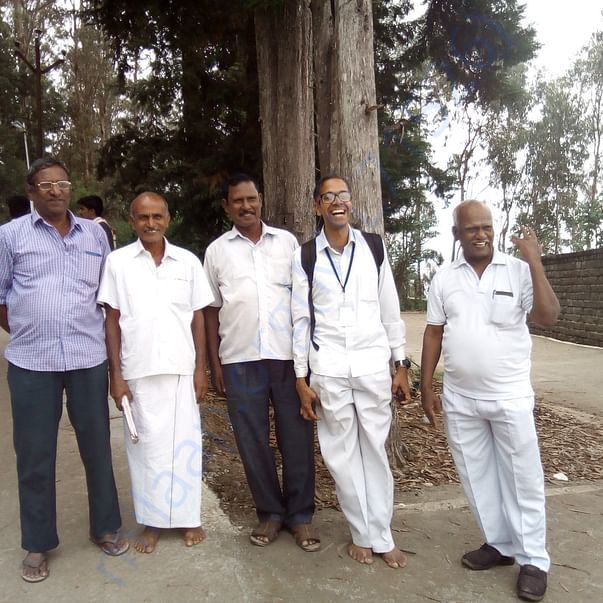 Trustees of the Old Age Home Trust