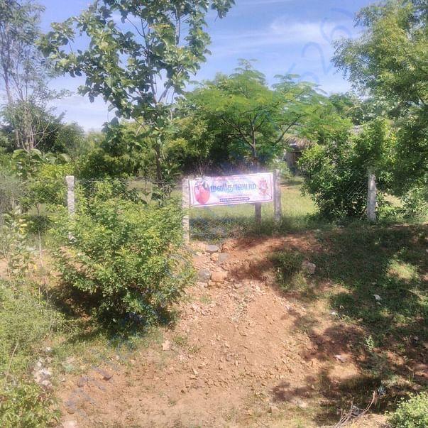 The Old Age Home near Madurai