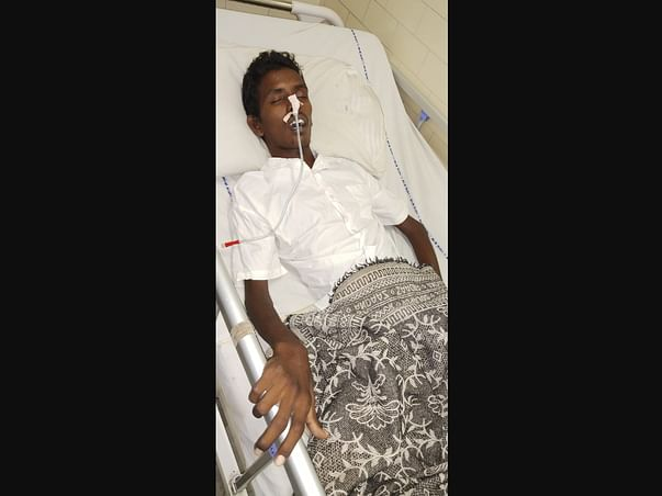 Help Auto Driver's Son, Naser Recover From A Brain Disorder