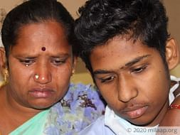 Bharath needs your help to undergo his treatment