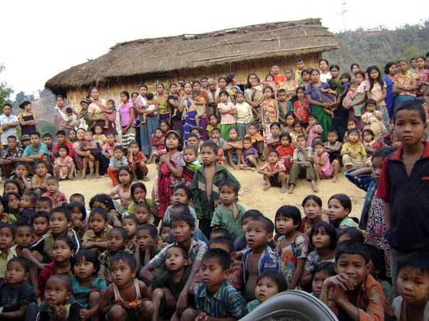 Help the Poor get Basic Education in North Tripura