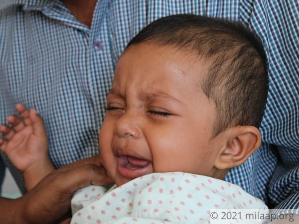 Sanidhya needs your help to undergo her treatment