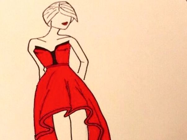 Help Sweety Complete Fashion Designing Degree