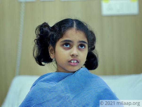 Baby Shaik Minhaz  needs your help to survive