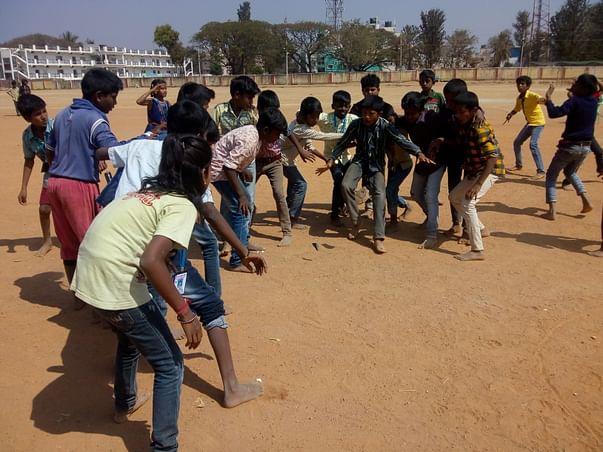 Government School Children's Campaign.