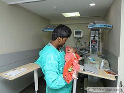 Baby of vidya needs your help to survive