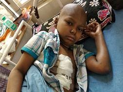 Help Roshan Fight Cancer