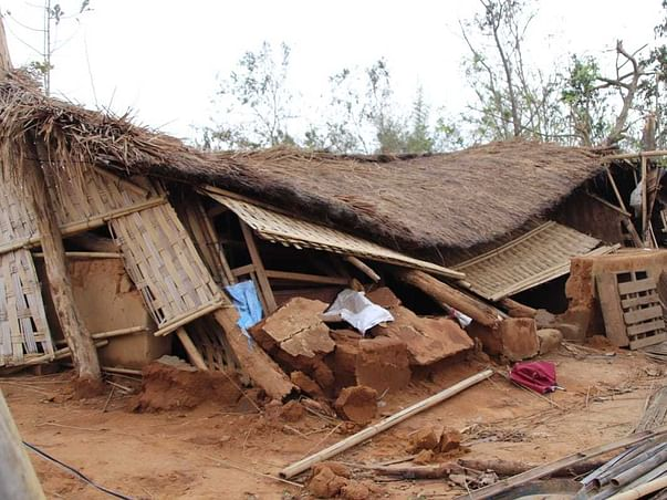 Help Cyclone Affected Tripura