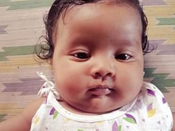 Help 5 month old Ayantika(Titli) fight Heart disease