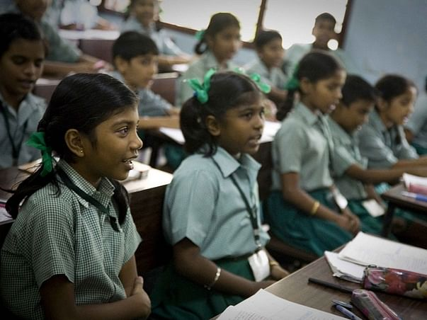 Bring the Education of India into Being