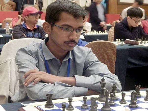 Help Raghav Participate In International Chess