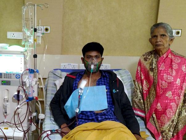 Help Suresh Undergo Kidney Transplant