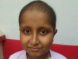Help Udit fight cancer