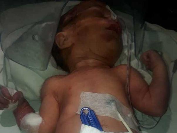 Help Sanchari get her baby back.