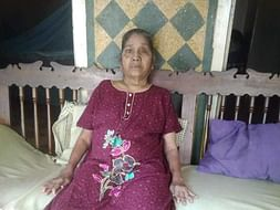 One poor woman need Helping Hands for her medication