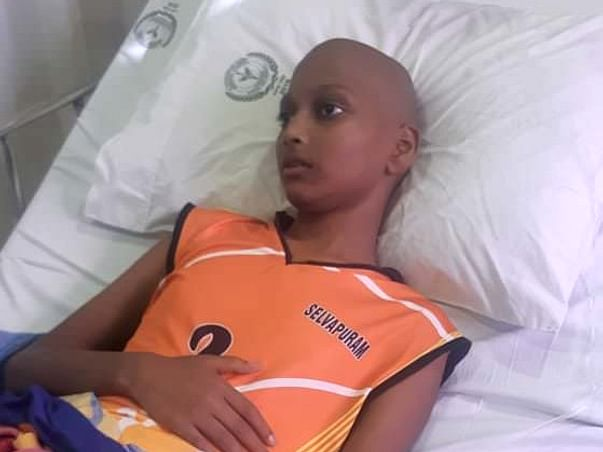 Save Mr.Shafeel 14 year old boy From Acute lymphocytic leukemia