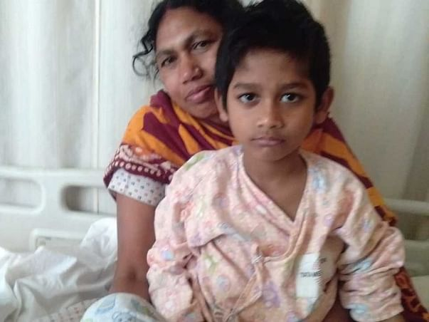 Help Ankush Fight Cancer