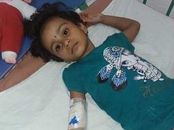 Help Swara To Undergo Bone Marrow Transplant