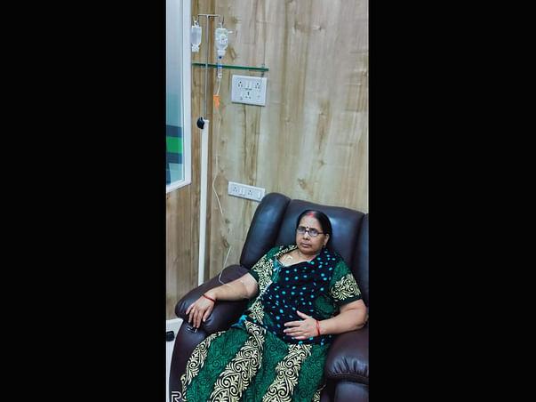 Help Maya Mishra Fight Breast Cancer