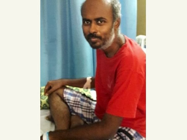 Please help Antony Vijay and his family!