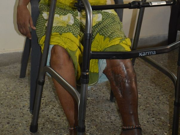 Support Rural poor Woman