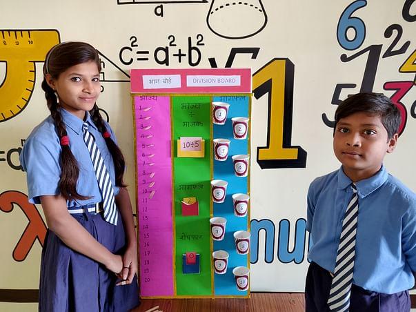 Math Enhancement Program - Mathemagic ( for 12 government schools )