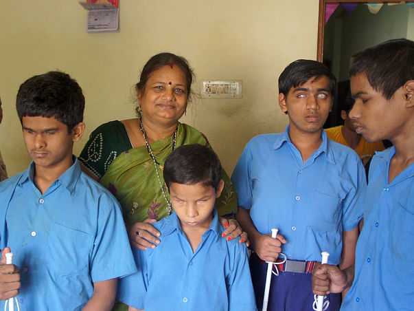 Help the Blind Children with Emotional Intelligence