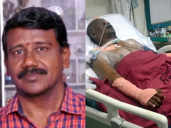 Help Ashok Recover From A Major Accident