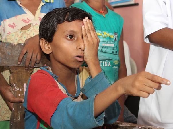 Help children of India see a better tomorrow as you do! #DonateGlasses