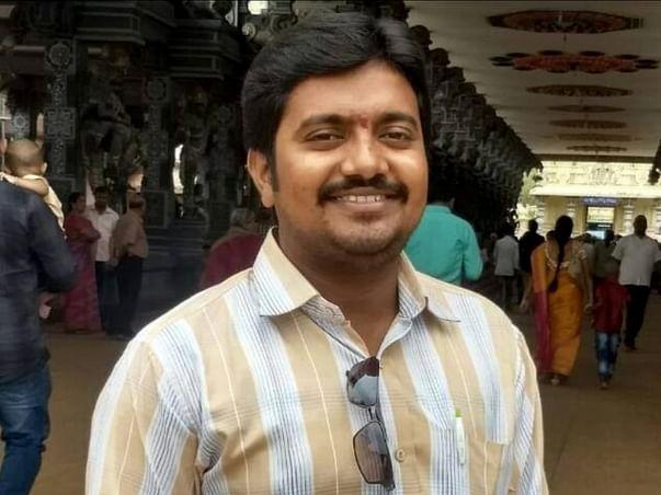 Help Venkatesh Fight Cancer
