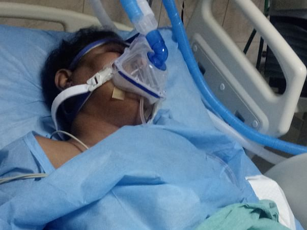 Help Praveena Recover End Stage Lung Disease