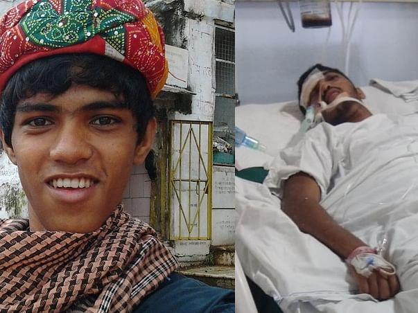Sumesh Sawant needs your help urgently