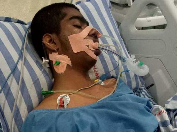 Help Shehnaz fight Cardiac Arrest