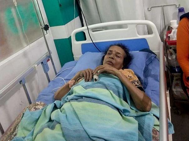 Help Thanggamma suffering due to Kidney Failure.