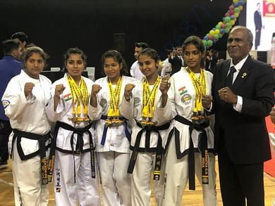 33rd National ITF Taekwon-Do Championship