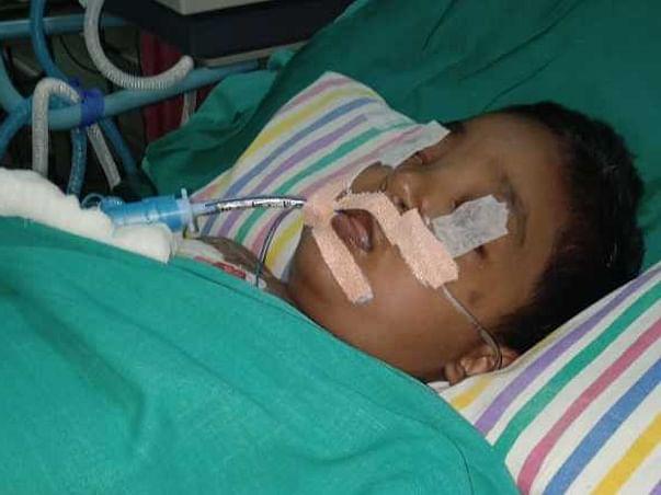 Help Naveen Nelvin to undergo a Kidney transplant.