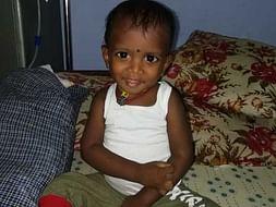 Help Baby Sakthi Anish Fight Kidney Failure