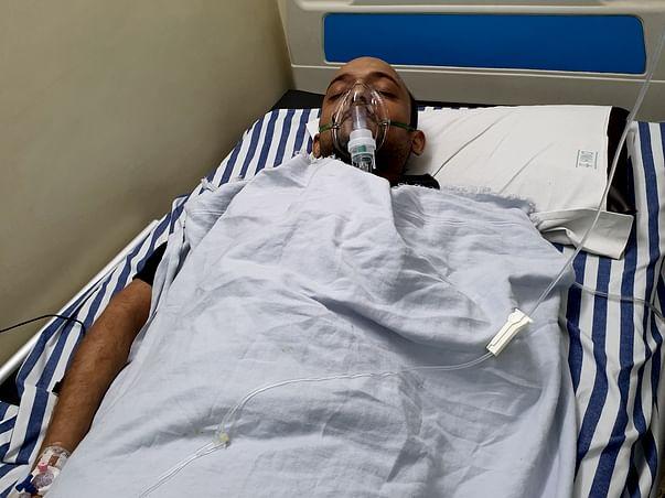 Help Abhishek Undergo A Liver Transplant