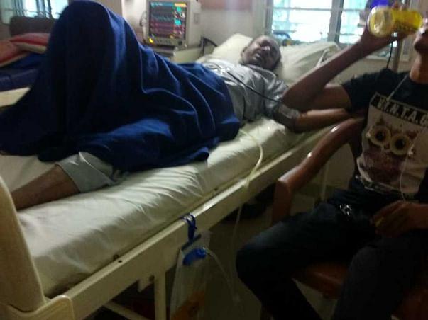 Help Parveez Undergo Heart Transplant