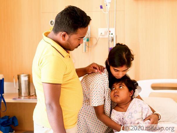 Shreya Mandal  needs your help!