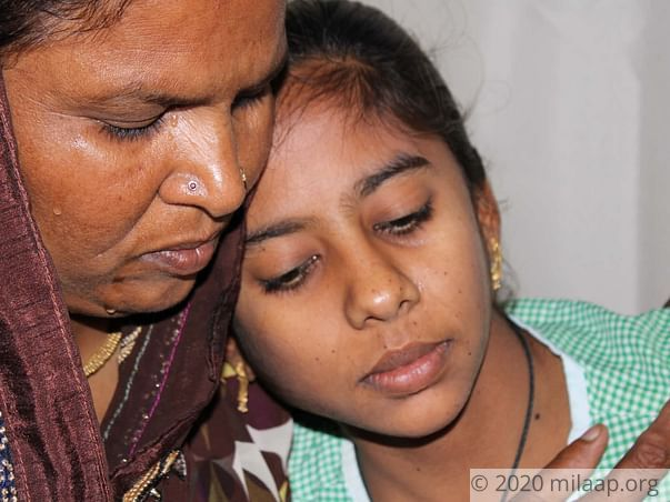 Huseena needs your help to undergo her treatment