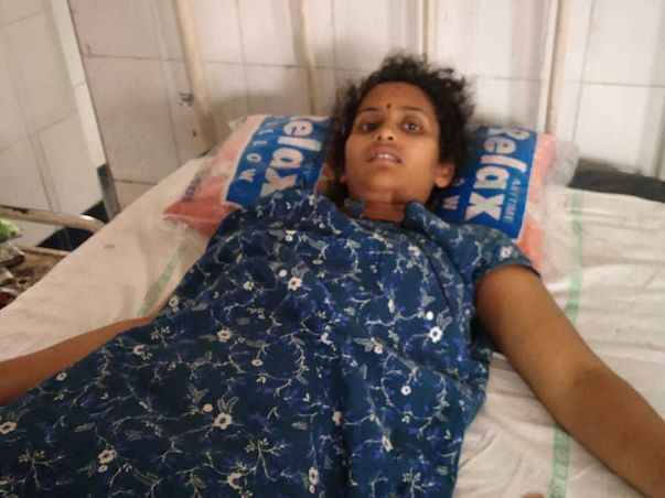 Help Hemalatha Get Treated for a Blood Clot in her Brain