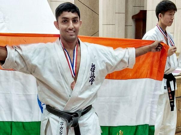 Support Shyamantak Represent India in Brazil