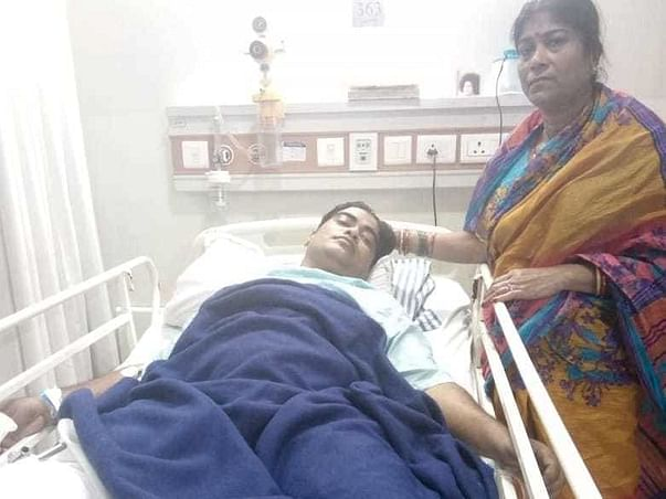 Help Byasadev Recover from a Major Accident