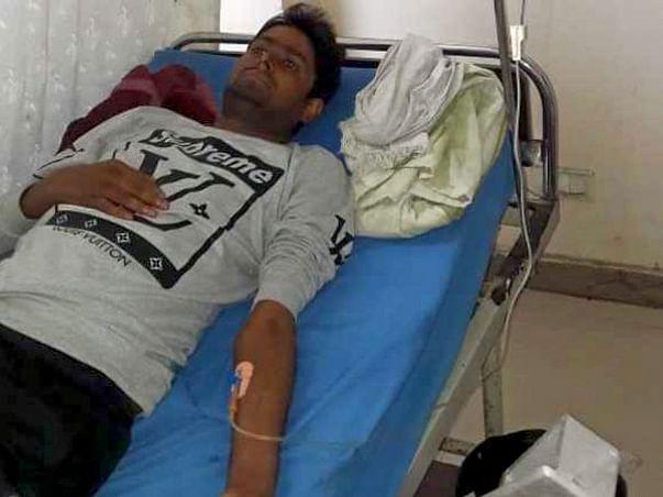 Help Jitendra Fight Cancer