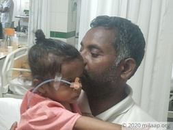 Riyansh  needs help for a Liver transplant to live