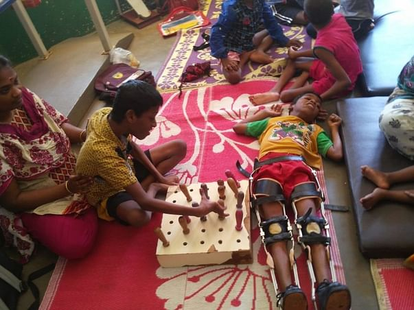 Fund For Supporting Special Children