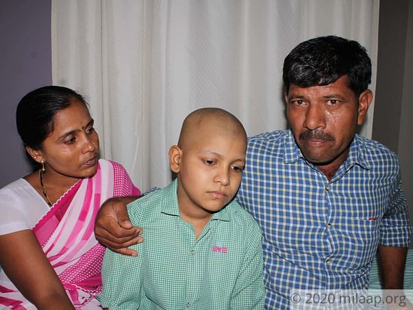 Gangadhar needs your help to undegro treatment
